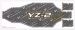 Z2-002P Chassis Protective Sheet for YZ-2CA/2