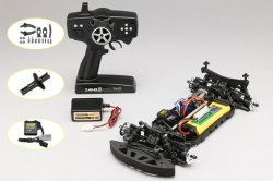 DP-DRG3G DRIFT RACER SPECIAL (Radio gear with Gyro)