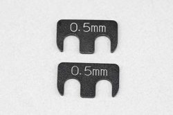 Y2-008RA5 Aluminum Adjust Shim 0.5mm for YD-2
