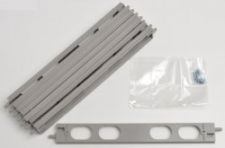 Bridge Beam for Wide Tracks S140 (Set of 8)