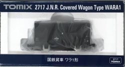 2717 J.N.R. Covered Wagon Type WARA1