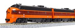 10755-2 EMD FP7A+F7B Milwaukee Road (2-Car Se