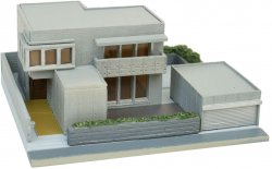 313731 The Building Collection 012-4 Modern H