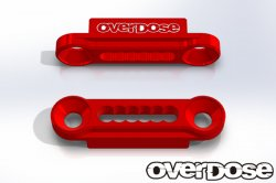 OD1760 Aluminum Shock Adjustment Block (For OD Vacula/Divall / R