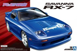 RE Amemiya FD3S Savanna RX-7 89