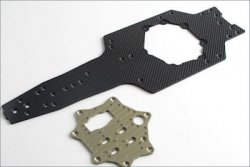 R246-3701 Carbon Option Chassis for KF01