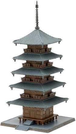 311614 The Building Collection 030-4 Japanese