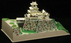 JG8 Gold Collection Kochi Castle