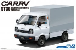 The Model Car No79 Suzuki Carry ST30 Track Pa