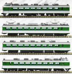 HO-050 1/80 J.R. Limited Express Series 489 A