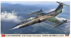 F-104 Startfighter (G/DJ) (Two Seat) `ROCAF/JASDF`