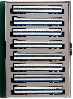10-454 0 Series Shinkansen 8 Car Add-On Set