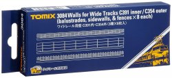 Walls for Wide Tracks C391 inner/C354 outer B