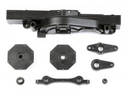 Tamiya RC DB01 Carbon Reinforced - L-parts (Steering Arm)