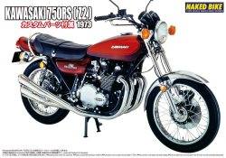 NB81 1/12 Kawasaki 750RS Z2 with Custom Parts