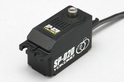 SP-02D Digital Servo for RWD Drift car