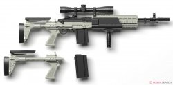 1/12 Little Armory (LA050) Mk14Mod0 EBR Type