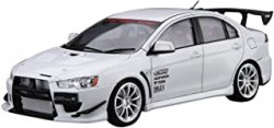 C-West CZ4A Lancer Evolution X `07 (Mitsubish