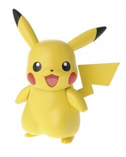 Pokemon Plastic Model Collection Pikachu