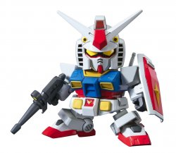 BB329 RX-78-2 GUNDAM ANIME COLOR