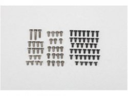 B8-TSSS-2 Titanium/Steal 3mm Screw Set 91pcs