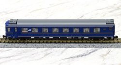 J.R. Type OHANEFU25-0 Sleeping Car Hokutosei
