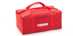 87619 KYOSHO Carrying Case (Red)