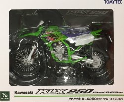 1/12 Kawasaki KLX250 Final Edition