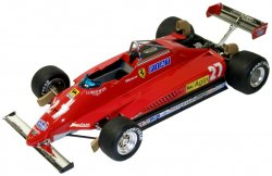 1/20 Ferrari 126 C2 Long Beach
