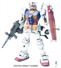 MG RX-78-2 Gundam One Year War 0079 Ver.