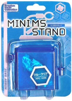 PPC-K06 Mini MS Stand (Clear Blue)