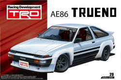 1/24 TRD AE86 Trueno N2 Specification `85 Toy
