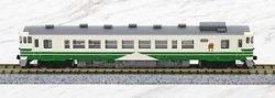 J.R. Diesel Train Type KIHA40-500 Oga Line M