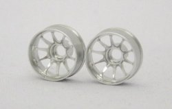 R246-1552 RAYS CE28N Wheel - Narrow - +2.5 Offset - Silver