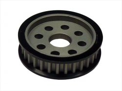 STA-331 Aluminum differential pulley 31T (bla