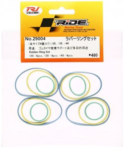 29004 Rubber Ring Set