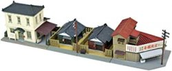 301103 The Building Collection 165 Town Set A