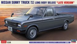Nissan Sunny Truck GB122 Long Body Deluxe Lat