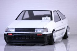 PAB-177 Toyota AE86 COROLLA LEVIN 3DR