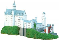 1/220 Royal Castles Neuschwanstein Color