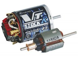 M13238S Adjustable VT Stock Motor with Silver