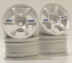 SPA-197 mini VOLK Racing TE37 Offset 2mm 4pcs