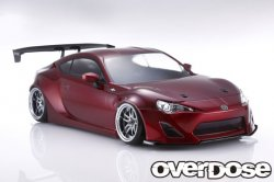 OD1987a SCION Weld FR-S Highly Detailed Body