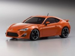 MZP136MO ACS TOYOTA 86 Metallic Orange Body