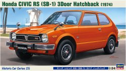 1/24 Honda Civic RS SB-1 3Door Hatchback
