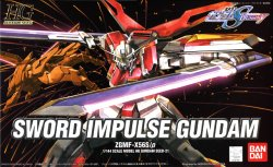 HG 21 SWORD IMPULSE GUNDAM
