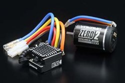 BL-R4105B BL-RS4 Brushless Combo with Zero 2 Motor 10.5T