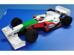 Z0005L F1 Lightweight Body Set