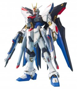 [24th Sept 2020] MG ZGMF-X20A Strike Freedom Gundam