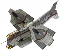 VTOL for Nerv Commander